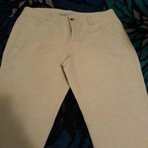 Size 12 Womwns Linen Pants Wide Leg